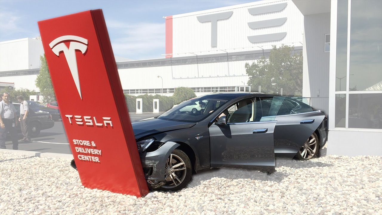 Tesla Stock Falls Out of Favor With Another Analyst. Here's Why.