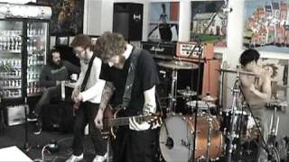 And So I Watch You From Afar live @ Creation Glasgow - if it aint broke, break it