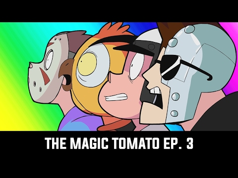 "Thumbnail: Vanoss Gaming: ""The Magic Tomato"" - Episode 3 (Feat. Wildcat, Delirious, Terroriser, & Lui)"