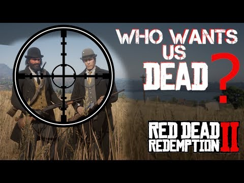 Posse Targeted for Assassination !  Can We evade?? RDR2 ONLINE