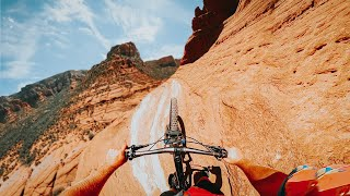 Riding The World's DEADLIEST Bike Trail!