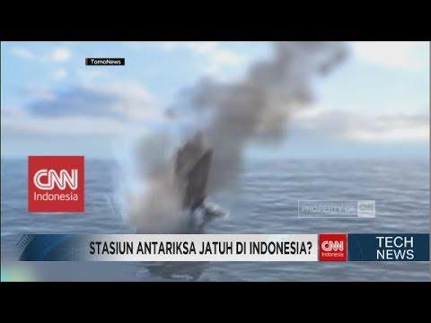 Apa? Stasiun Antariksa ini Berpeluang Jatuh di Indonesia? Ini Imbauan LAPAN