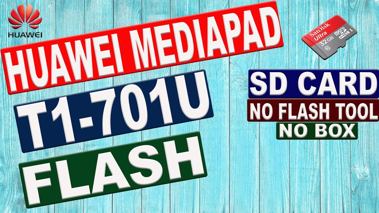 HUAWEI MEDIAPAD FLASH`T1-701U` by ALL TIPS & FLASH BANGLA