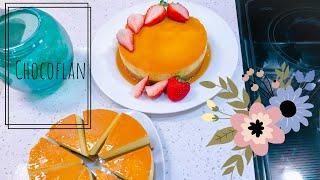 Chocoflan (Sponge Cake)