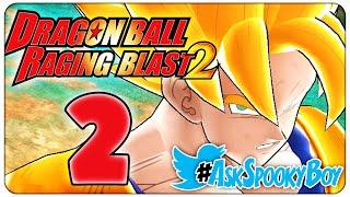 DER SCHLIMMSTE ANIME?! - #02 - Dragon Ball: Raging Blast 2 | #AskSpookyBoy