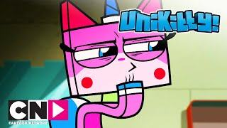 Einhorn-Kitty | Die Finde-Richard-Herausforderung | Cartoon Network