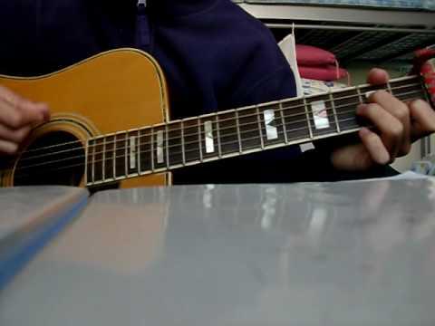 スピッツ 空も飛べるはず 弾き語り フォークギター初心者posted by Orifalcogn