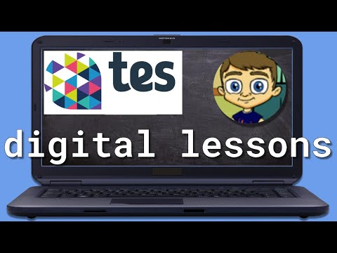 Tes Teach 2017 Tutorial - Create Digital Lessons
