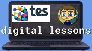 Tes Teach 2017 Tutorial - Create Digital Lessons