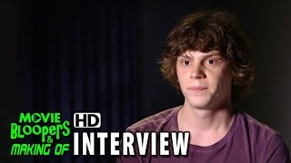 The Lazarus Effect (2015) Behind the Scenes Movie Interview - Evan Peters (Clay)