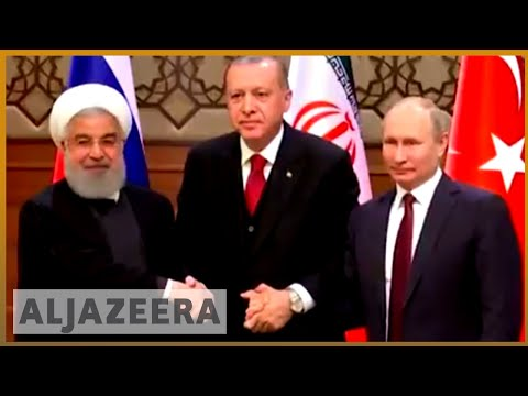 🇹🇷 Turkey, Russia, Iran call for 'lasting ceasefire' in Syria | Al Jazeera English