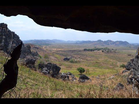 Un massif montagneux en Angola et RDCongo - A la decouverte du Monts de Cristal - Documentaire HD
