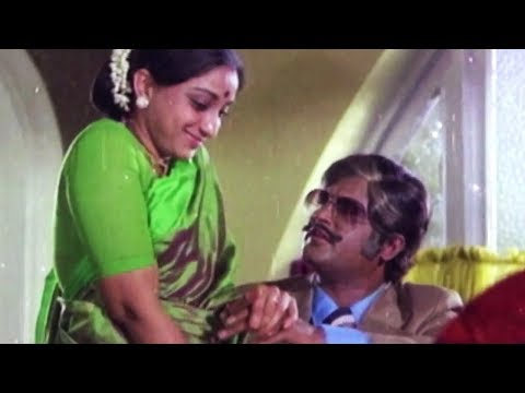 Rajinikanth's lavish life style | Netrikkan | Tamil Movie Part 2