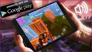 Fortnite Mobile - ANDROID RELEASE DATE INFO - Voice Chat | Player Stats - Future Update