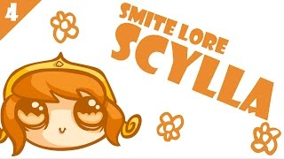 SMITE Lore Ep. 4: Who is Scylla?
