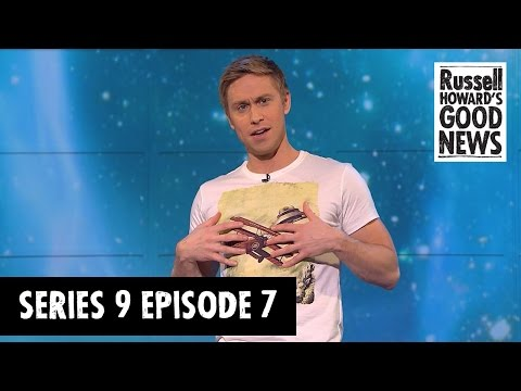 Russell Howard's Good News - Series 9, Episode 7