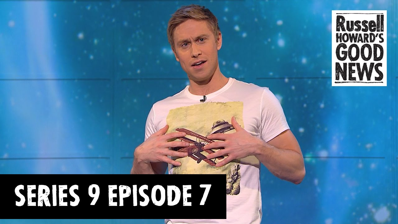 Download Russell Howard's Good News - Series 9, Episode 7