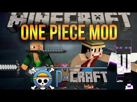 Minecraft One Piece - One Piece En Minecraft 1.7.10/1.7.2/1.6.4 ...