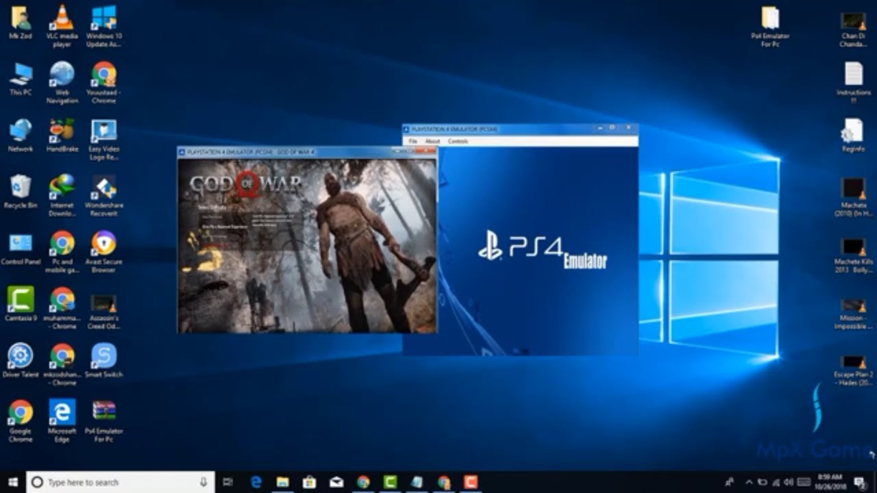 download ps4 emulator for pc windows 7