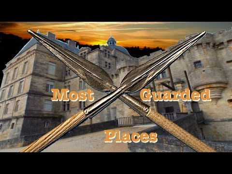 10 Most guarded places in the world