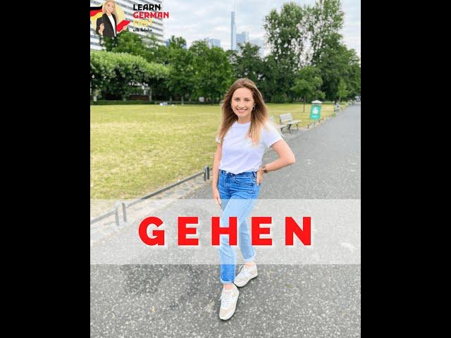 GEHEN #shorts