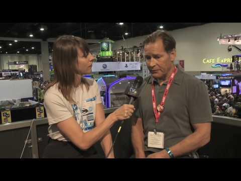 ComicCon 2010 : Dexter: James Remar