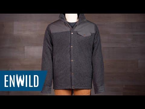 Fjallraven Men's Canada Wool Padded Jacket