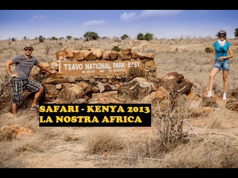 #Realplace Tsavo National Park East KENYA 2013