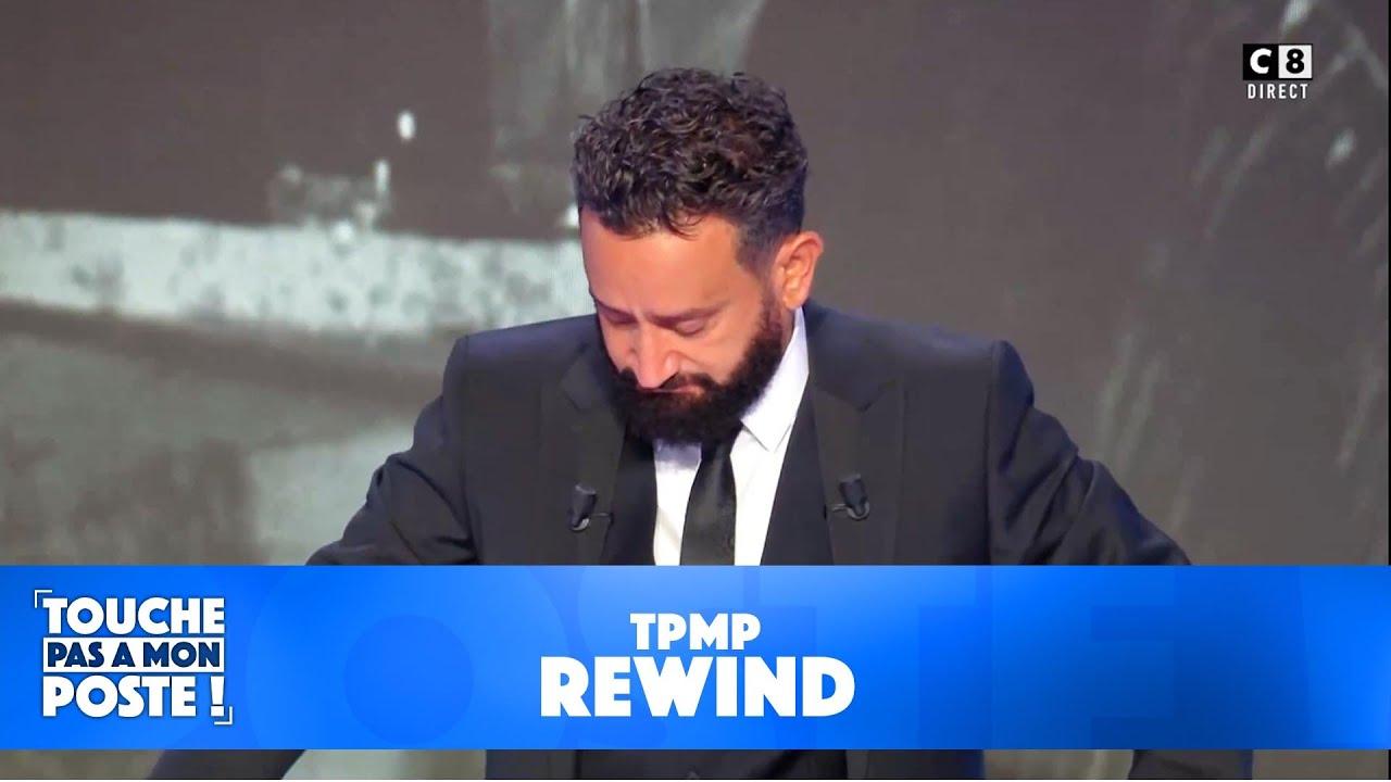 Replay TPMP : TPMP Rewind : les larmes de Cyril
