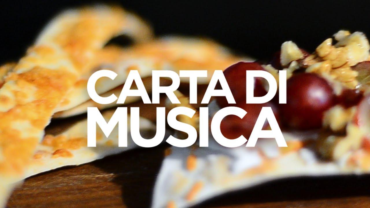Carta di Musica • Alan Disavia - YouTube