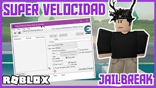 ✔️NEW✔️ ? H4ck To Have Super Speed in JAILBREAK Running 15 April ? Roblox