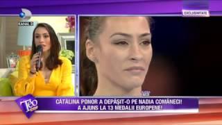 Teo Show (26.04.2017) - Catalina Ponor, povestea unei campioane: lacrimi, sacrificii, neincredere