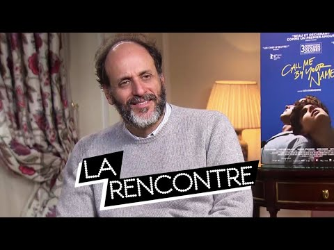 CALL ME BY YOUR NAME - Interview Luca Guadagnino