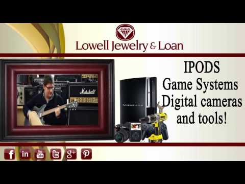 Lowell Jewelry & Pawn| Great Value Gifts | Lowell, MA