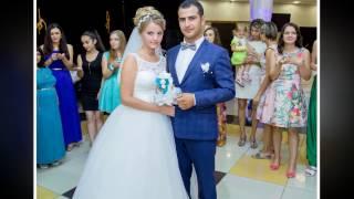 Свадьба Армянская Барнаул 19-08-2016 Рафик + Ксения . Слайд шоу.