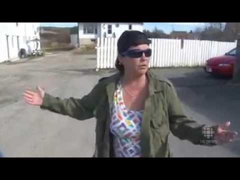 Crazy Kelligrews Rat Lady