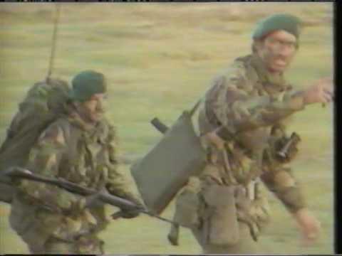 Falklands Experiences 1986 as seen by CO 3 Para