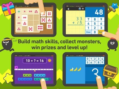 Todo Math - Counting and Cardinality - Math Learning Games to Suit all Children