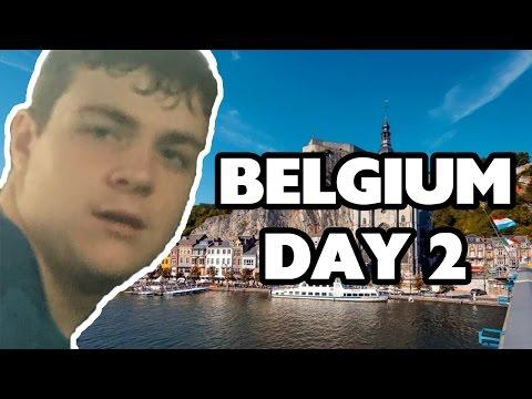 SPONTANEOUS TRIP TO BELGIUM - DAY 2