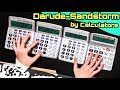 Darude sandstorm covered by calculators mp3