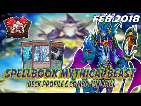 yugioh!-*competitive*-in-depth-mythical-beast-spellbook-deck-profile!-|insane-3-card-combo!|