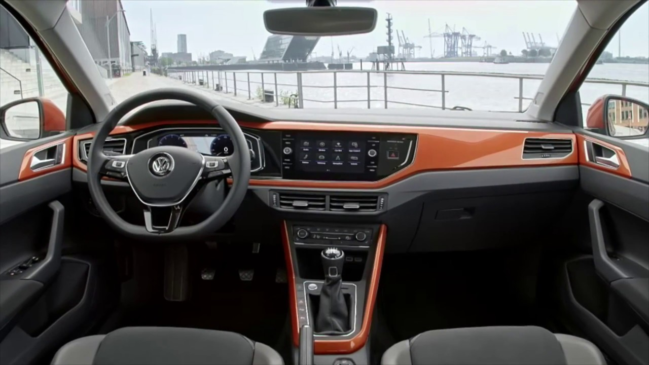 The new Volkswagen Polo Interior - Polo Highline and Polo ...