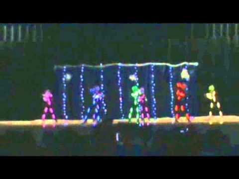 Mountview Road School Glow Stick Dance 2014