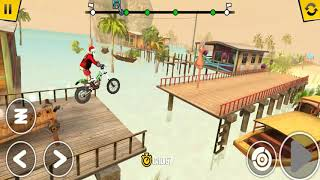 Crazy Crashes Trial Xtreme 4 Extreme Bike Racing Champions | Android Gameplay screenshot 4