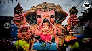#BADANGPET GANESH NIMAJJANAM 2019   GANESH VISARJAN 2019    marble ganesh idol #Thankbund