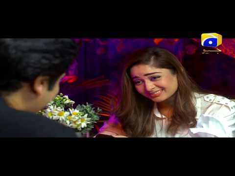 Makafat - Shareek-e-Hayat - 25th Oct 2019 - HAR PAL GEO DRAMAS