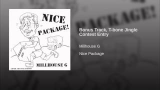 Bonus Track, T-bone Jingle Contest Entry