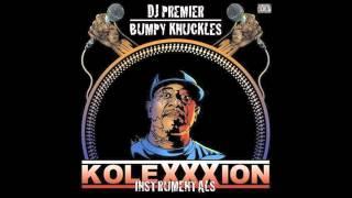 DJ Premier & Bumpy Knuckles - The Key (Instrumental)