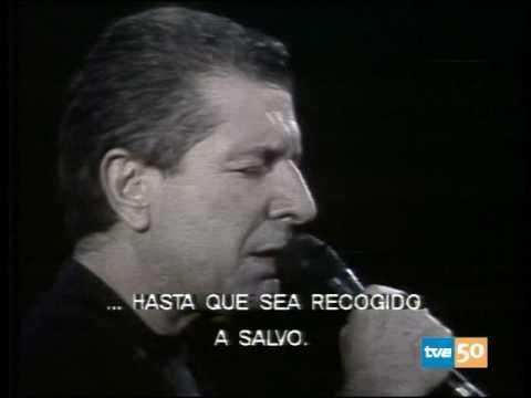 Leonard Cohen - San Sebastián (1988)