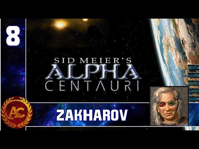 POTERE SENZA LIMITI || SID MEIER'S ALPHA CENTAURI (1999) || GAMEPLAY ITA #8